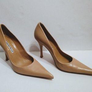 Charles David Women's Heels Size 5.5 Tan